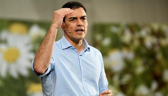Pedro Sánchez marca distancias con Pablo Iglesias