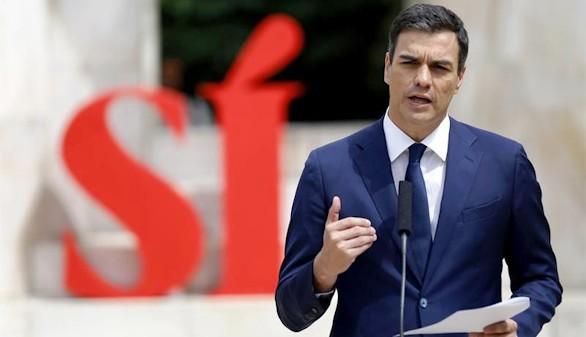 Pedro Sánchez define su plan para llegar a la Moncloa tras el 26J