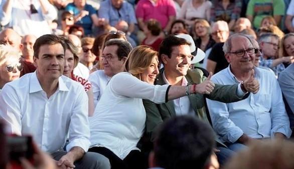 Díaz recoge el guante y se enfrenta al secretario general