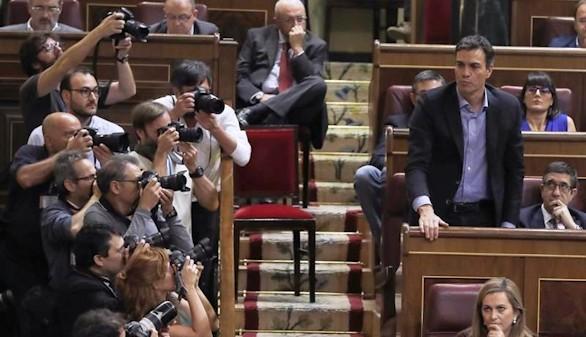 Pedro Sánchez anuncia este sábado si dimite o vota 'no' a Rajoy