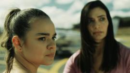 Escena del capítulo final de la serie 'Perdida'.