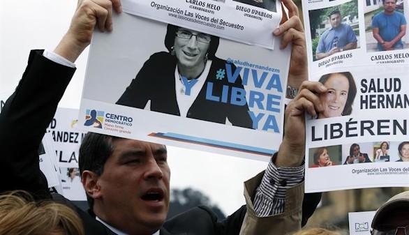 Colombia confirma que los periodistas están retenidos por el ELN