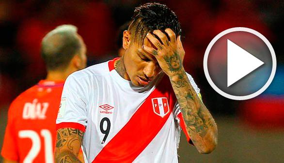 Rusia 2018. Guerrero y Perú explotarán la contradicción de la FIFA para que el goleador juegue el Mundial