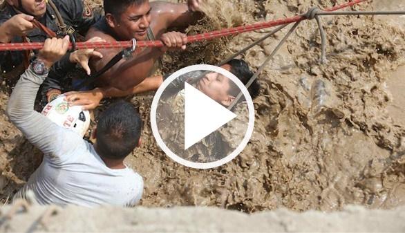Así combate Perú la catástrofe atmosférica que lo asola