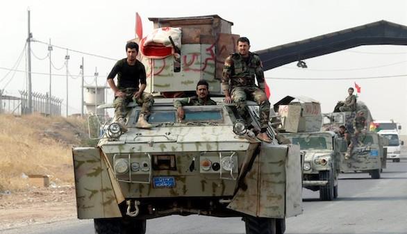 Fuerzas iraquíes, a sólo dos kilómetros de Mosul