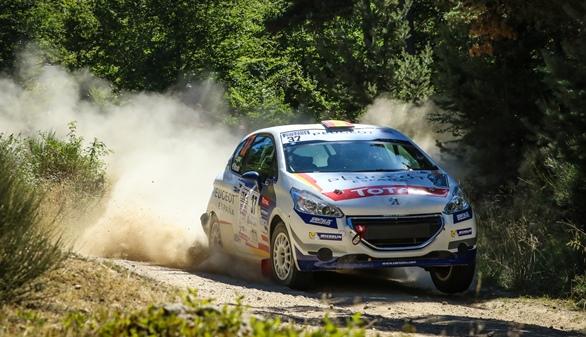 El Peugeot España Racing Team se prepara para el Rallye Terre des Cardabelles