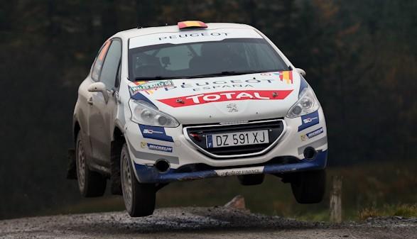 El Peugeot Racing Team sale victorioso de la temporada mundialista