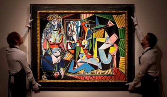 Subastas millonarias con obras de Giacometti, Picasso, Monet y Rothko
