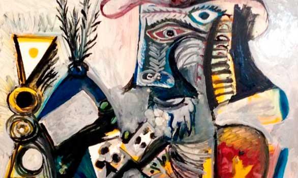 Por primera vez en España dos obras de la última etapa de Picasso