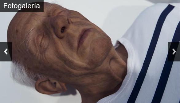 El artista que metió a Franco en una nevera expone a Picasso muerto