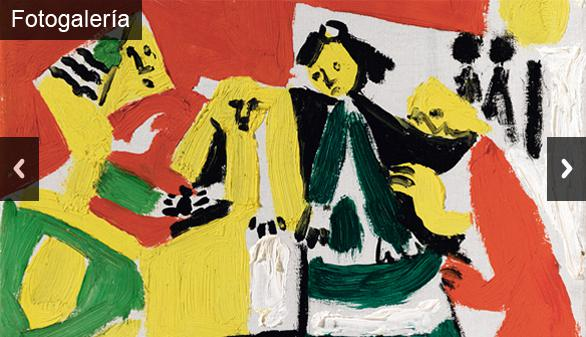 Velázquez, Goya, El Greco o Ingres: los ídolos que inspiraron a Picasso