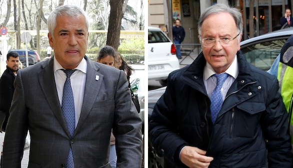 Pedraz bloquea todas las cuentas de Ausbanc y Manos Limpias