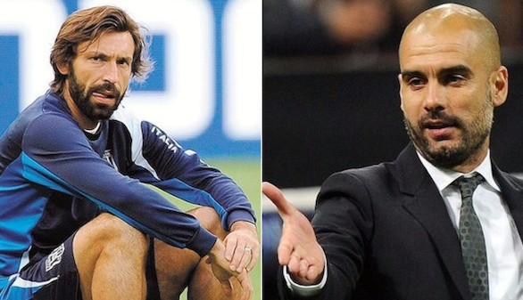 ¿Por qué Pirlo y Xavi no jugaron juntos en el Barcelona de Guardiola?