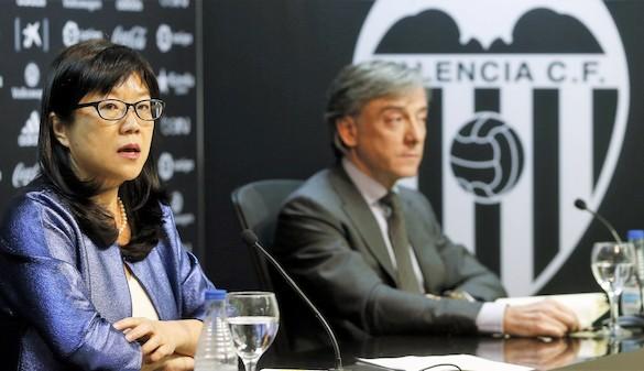 García Pitarch presenta su dimisión como director deportivo del Valencia