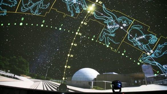El Planetario de Madrid, referente científico y cultural, cumple 35 años