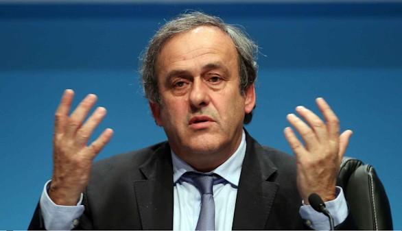 Platini recurre al TAS la sanción de la FIFA
