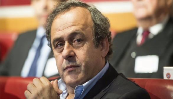Platini dimitirá como presidente de la UEFA