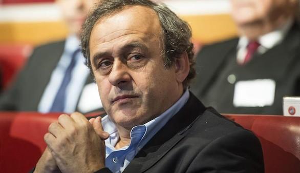 Platini anuncia que se presentará a la presidencia de la FIFA
