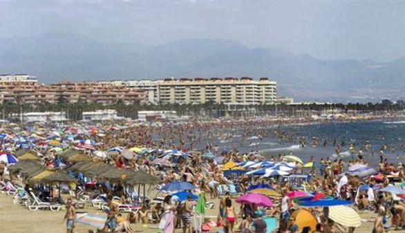 Nuevo récord del turismo: España recibe 37,9 millones de visitantes hasta julio