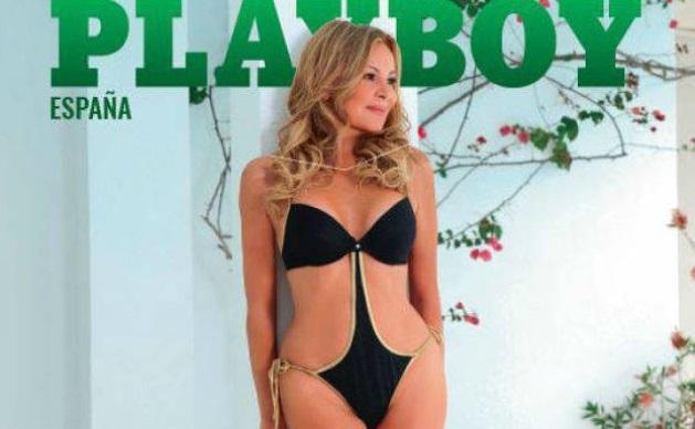 Ana Obregón protagoniza la portada de Playboy