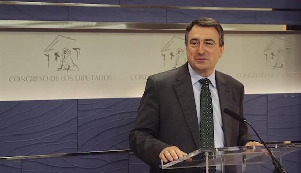 El PNV, dispuesto a aprobar los Presupuestos del Gobierno