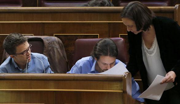 El Congreso rechaza la petición de Podemos de derogar reforma laboral