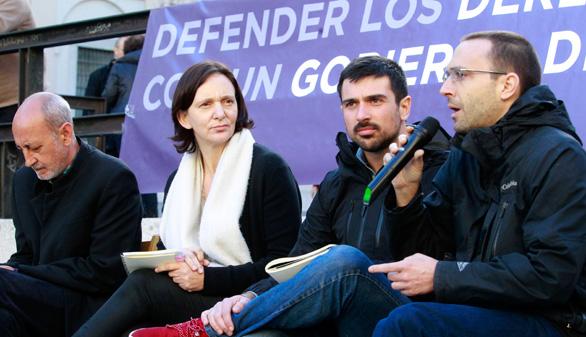 Podemos presiona a sus bases para que rechacen el acuerdo PSOE-Ciudadanos