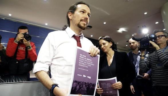 Jueces y fiscales ven aberrante que Podemos les exija adhesión con el Gobierno