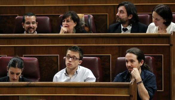 Podemos reta a que se deroguen las reformas laborales de PP y PSOE
