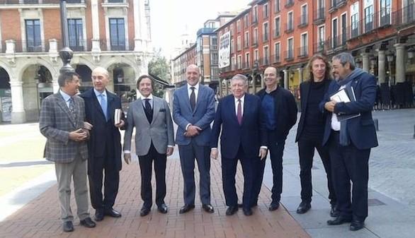 Jesús Losada, galardonado con el IV Premio Internacional de Poesía José Zorrilla