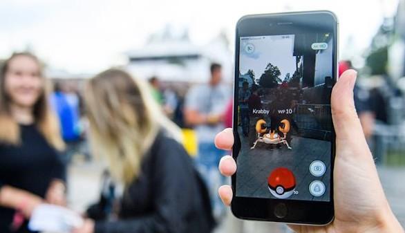 Pokémon Go es una