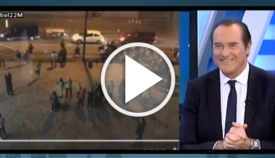 Vídeos virales.Los polémicos comentarios en El Cascabel sobre el atentado