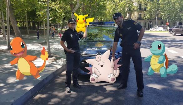 Los siete consejos de la Policía Nacional para los fans de 'Pokémon Go'