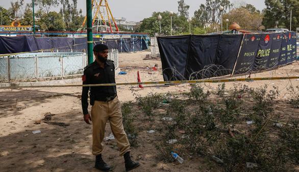 Al menos 50 detenciones tras el atentado en Pakistán