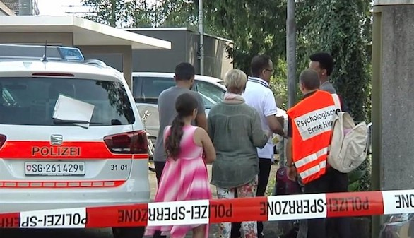 Tres heridos en un ataque con cuchillo en un tren austríaco