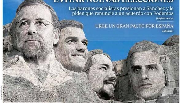 Domingo crucial: dos reuniones que deciden España