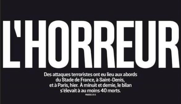 Revista de prensa. Todos con París