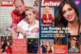 Los mellizos de los príncipes de Mónaco y la Navidad de las Infantas