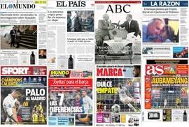 Revista de prensa. Santamaría llega para quedarse en Cataluña