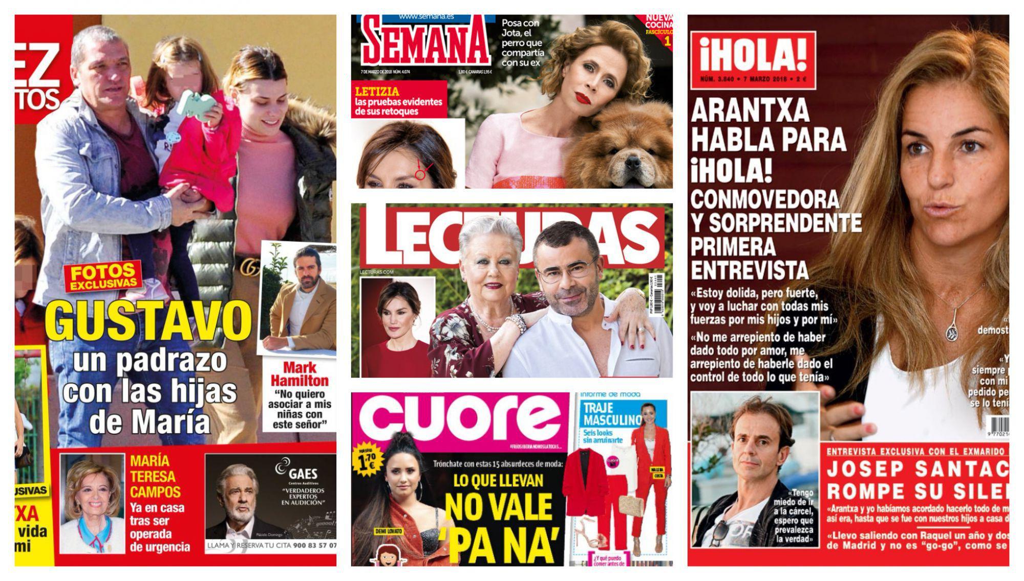 Crónica rosa | Primera entrevista a Arantxa Sánchez Vicario y a su exmarido