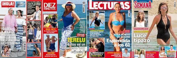 El estado de salud de Jesulín de Ubrique: 'Estos meses han sido muy duros'