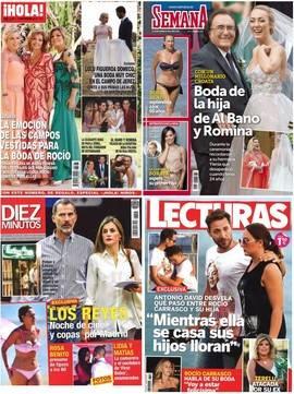 El ADN 'habla' por Manuel Díaz y Manuel Benítez, que se separa tras medio siglo de matrimonio