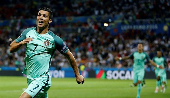 Un impulso de Ronaldo sangra a Gales y Portugal llega a la final | 2-0