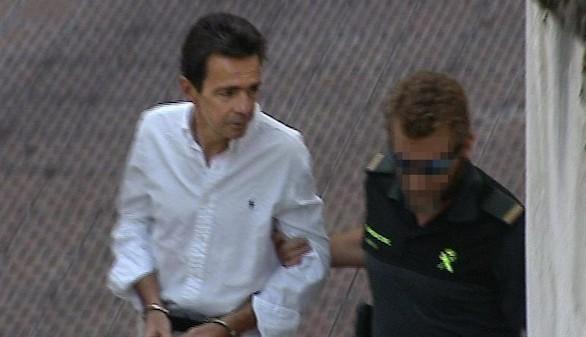 El juez mantiene en prisión al presunto testaferro de Rodrígo Rato