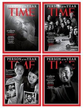 Jamal Khashoggi es la 'Persona del año' para la revista Time
