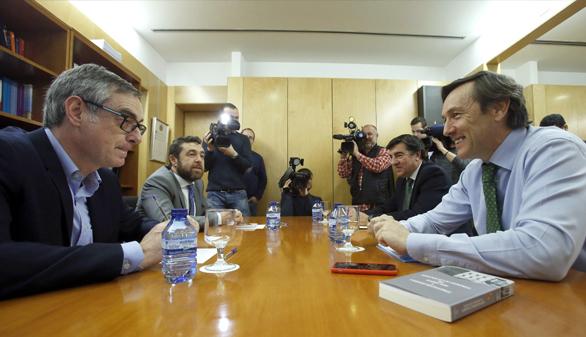 PP y Ciudadanos pactan la reforma del Poder Judicial