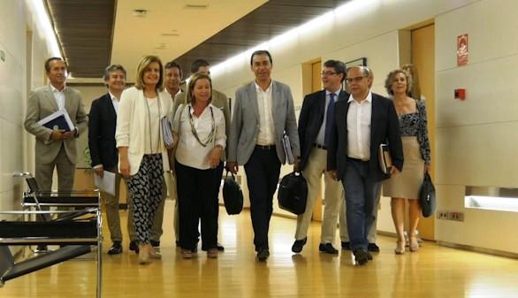 El 'sí' de Coalición Canaria será definitivo cuando conozca el acuerdo PP-C's