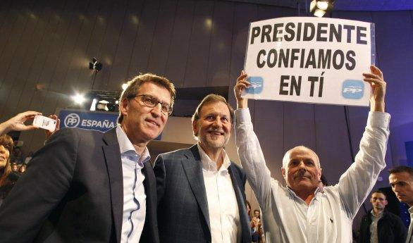 Rajoy pide huir de extremismos tras la agresión