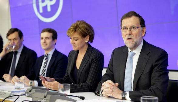El Partido Popular reacciona al nacimiento de Unidos Podemos