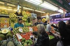IPC: los precios caen en mayo por cuarto mes consecutivo